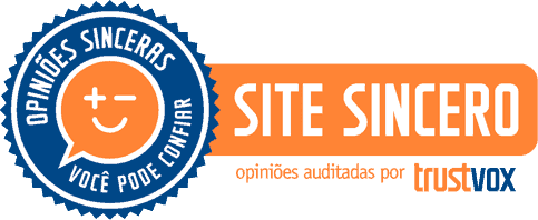 selo site sincero